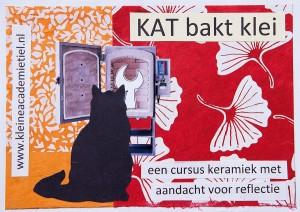 KAT bakt klei voor WEB